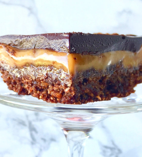 This is the BEST Gluten Free Chocolate Slice Recipe this side of the black stump!